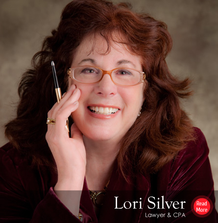 Lori Silver, Attorney at Law, LL.M. in Taxation, CPA, Monterey, California
